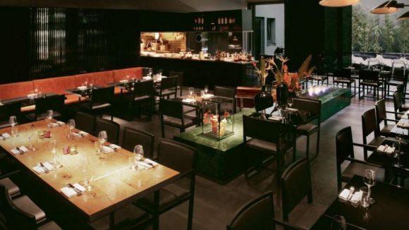 Das Restaurant MANI gehört zum gleichnamigen Designhotel.
