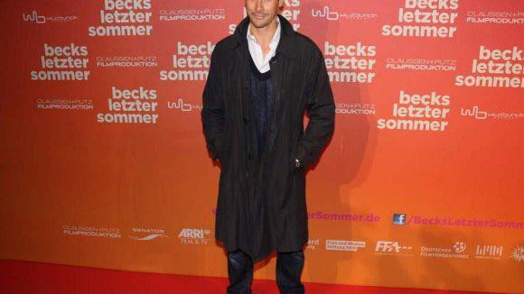 Locker, lässig unterwegs: Schauspieler Marc Hosemann.