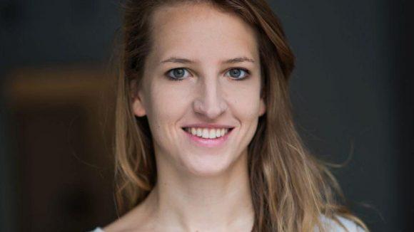 """Mareike Geiling betreibt zusammen mit Freunden die Plattform """"Flüchtlinge Willkommen""""."""