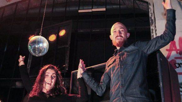 Marta Cornellana und Tom Barber starten in der Neuen Heimat die Reihe Morning Gloryville.
