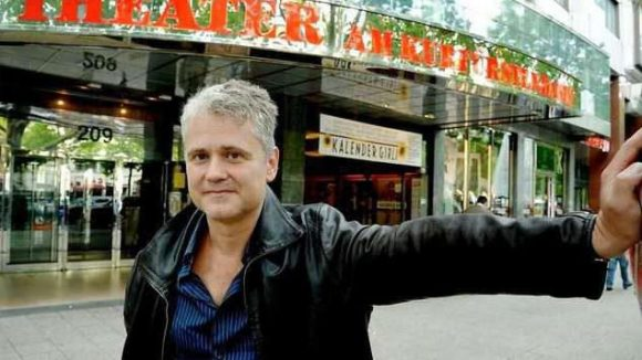 Der Intendant. Martin Woelffer leitet seit 2004 das Theater und die Komödie am Kurfürstendamm.