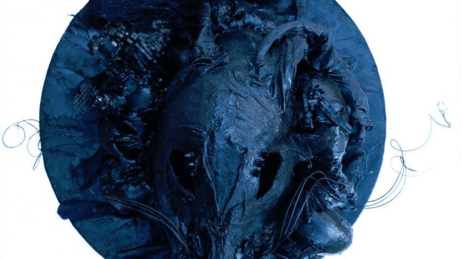 """Maske mit dem Titel """"Fuga de Sueños"""" von Marcela Bracalenti"""