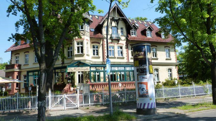 Das Ristorante Mastrangelo in Hermsdorf: ein Ort für gute, italienische Küche.