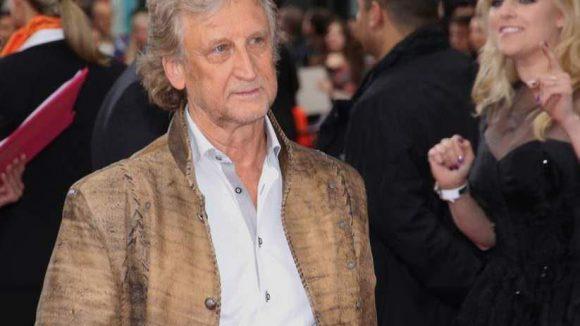 Zu den interessierten Gästen gehörte Schauspieler Mathieu Carriere.