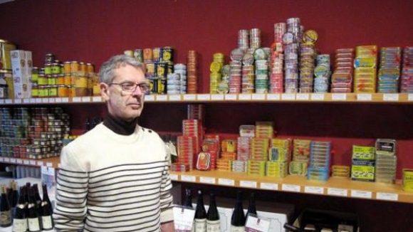 Der Besitzer Philippe Causse ist in Marseille geboren.