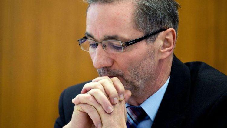 Am Ende seiner politischen Karriere: Matthias Platzeck (SPD).