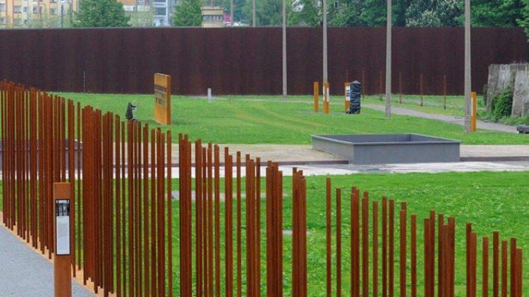 Das Dokumentationszentrum Berliner Mauer wird für ein Jahr geschlossen.