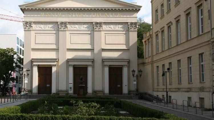 Das schöne Maxim-Gorki-Theater in Mitte.