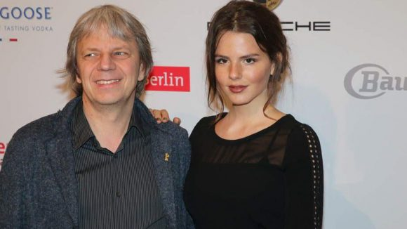 Andreas Dresen mit Schauspielerin Ruby O. Fee.