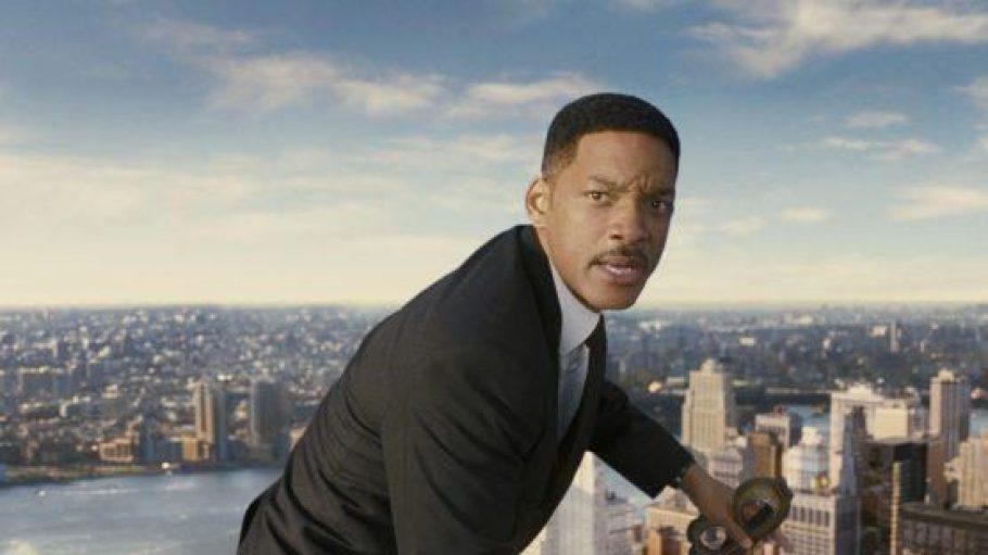 """Als Agent J rettet Will Smith auch im dritten Teil von """"Men in Black"""" die Welt."""