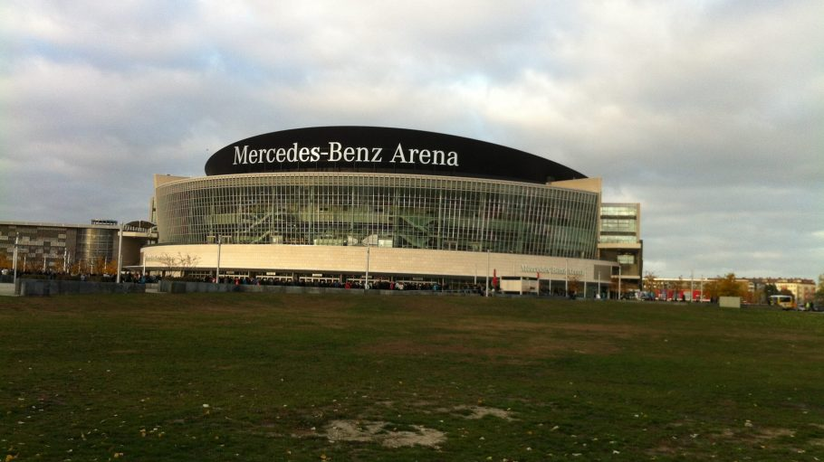 """In der Mercedes-Benz Arena ging es am vergangenen Freitag äußerst """"Unheilig"""" zu."""