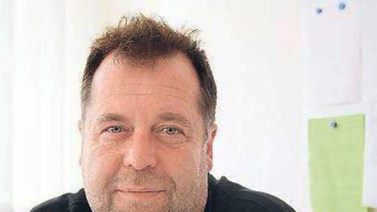 Michael Burr ist Geschäftsführer der Present Werbe GmbH in Weißensee.