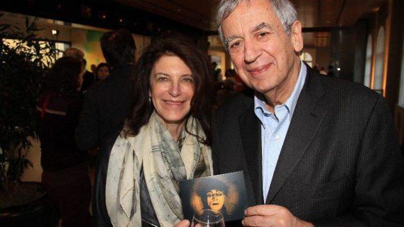 Der ehemalige Kulturstaatsminister Michael Naumann mit seiner Frau Marie Warburg.