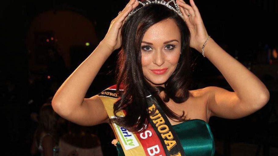 Unsere Miss Berlin: Anna Höfel (21).