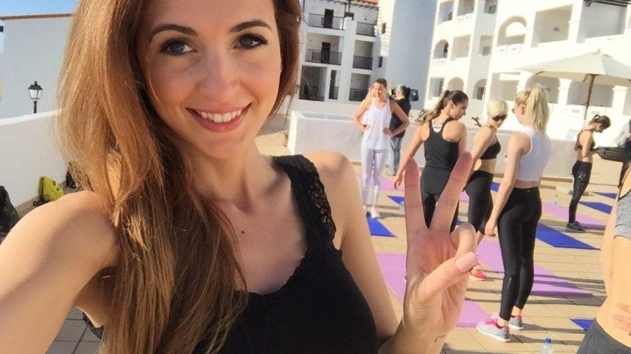 Im Camp auf Fuerteventura bereitete sich Lisa aus Spandau mehrere Wochen mit 21 anderen Missen vor.