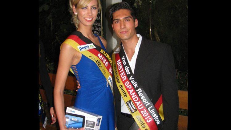 Josephine Malkowski (19) und Yasin Sayin (20).