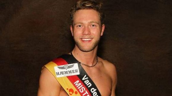 """So sexy ist """"unser"""" Mister Germany 2013!"""