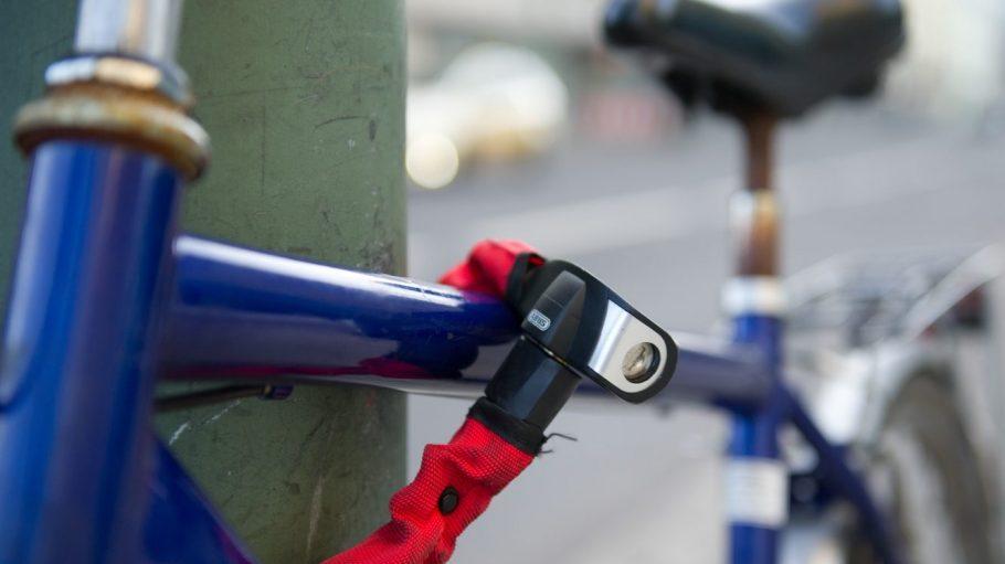 Jedes zehnte geklaute Fahrrad kommt in Berlin abhanden.