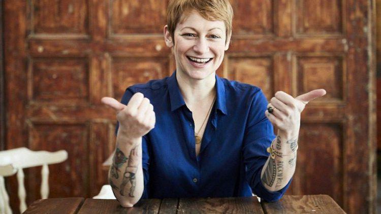 Sophia Hoffmann ist überzeugte Optimistin. Wenn etwas nicht klappt, findet sie einen anderen Weg zum Erfolg.