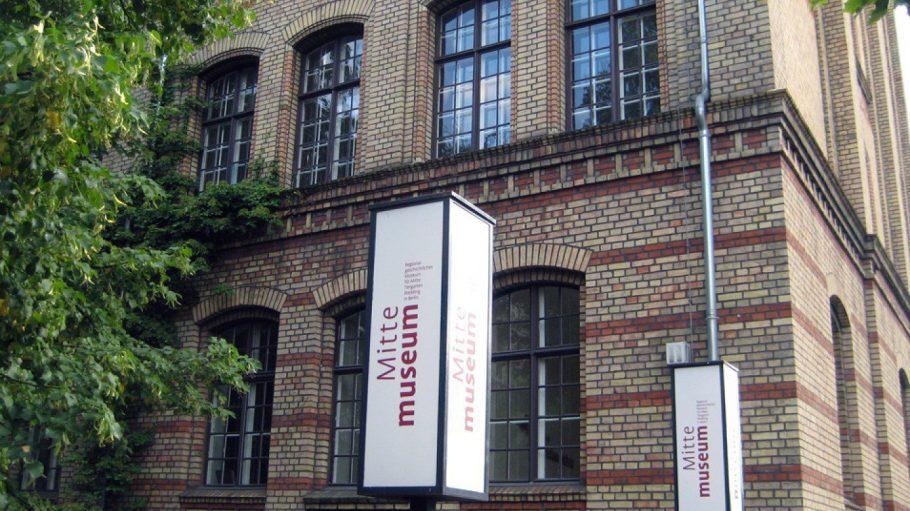 Das Mitte Museum in Gesundbrunnen wird bis 2018 saniert. Programm gibt es trotzdem