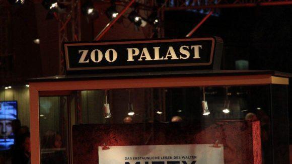 Eigentlich ja ganz lustig: Mitty im Westen. Die Premiere fand im gerade wiedereröffneten Zoo Palast statt.