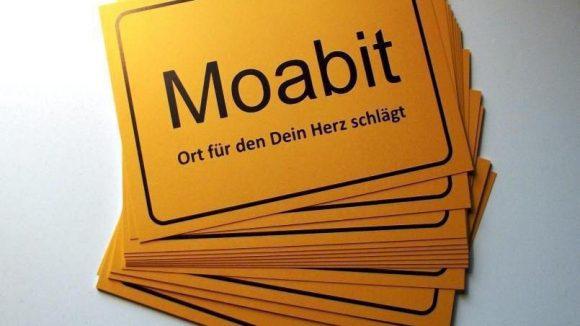 Moabit Postkarten