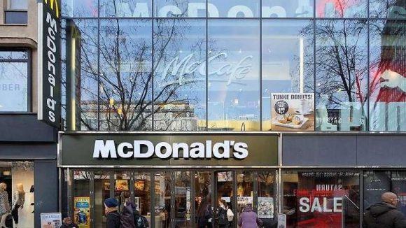 Mode statt McDonald's. Der Vertrag des Schnellrestaurants mit drei Etagen endet im Mai 2016.