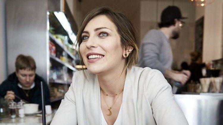 Aus ihrem Kiez am Rosenthaler Platz möchte die Wahlberlinerin Masha Sedgwick gar nicht mehr weg.