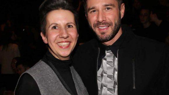 Moderator Jochen Schropp und Kerstin Geffert von Silk Relations waren auch dabei.