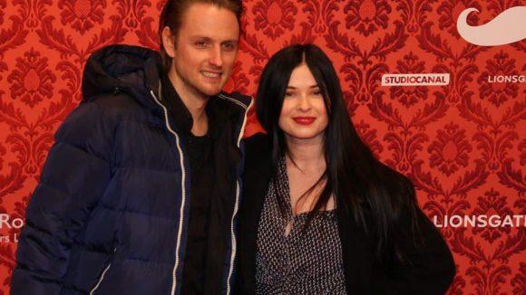 Zwei Multitalente: Schauspieler und Regisseur Axel Pape mit Schauspielerin und Sängerin Anna Fischer.
