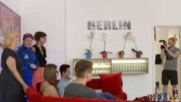 Junge Youtube-Fans werden sie längst kennen: Die MTV Music WG, die in Kreuzberg ein aufregendes Leben führt.