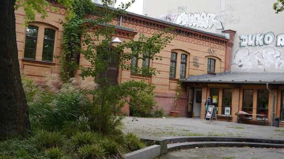 Das Museum Pankow befindet sich in den Räumen des Kultur- und Bildungszentrums Sebastian Haffner.
