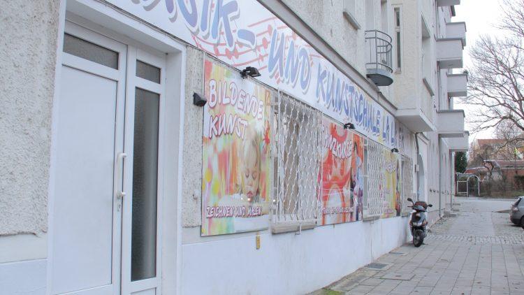 Die Musik- und Kunstschule LaLaFa: Jung und Alt gehen hier ihren musikalischen und künstlerischen Hobbys nach.