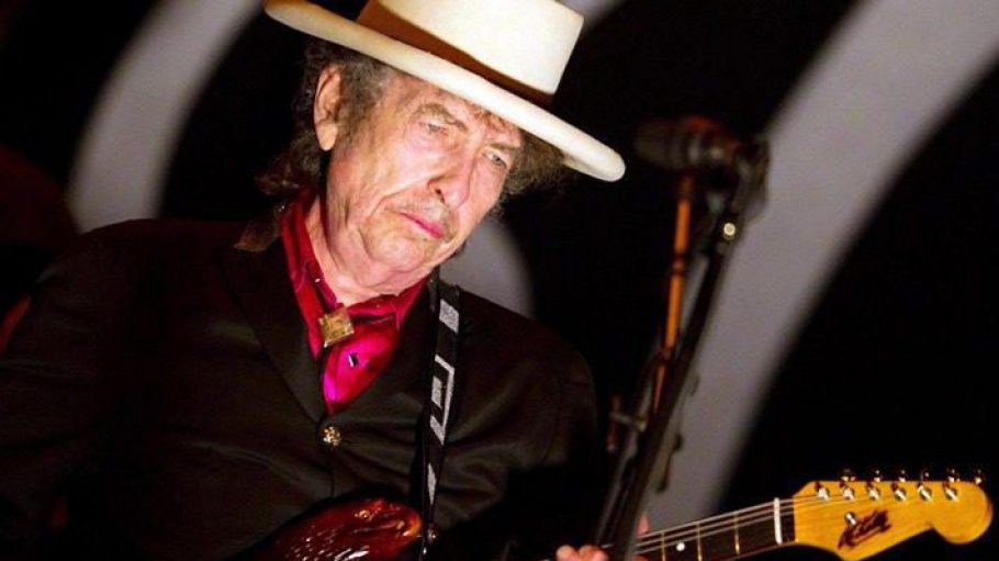 Eine lebende Legende: Musiker Bob Dylan.