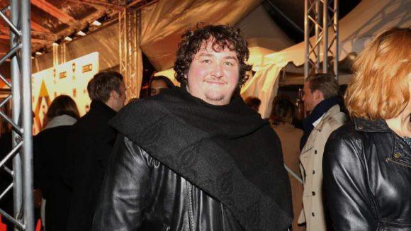 ... außerdem Schauspieler und Sänger Daniel Zillmann ...