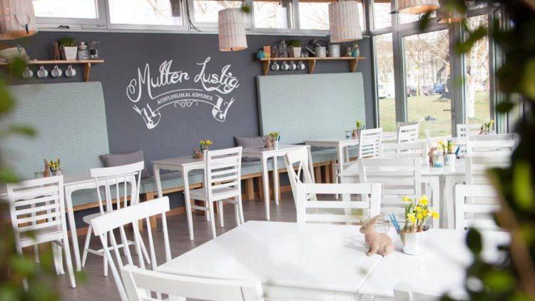 Macht richtig Laune auf einen Ausflug nach Köpenick: das Café Mutter Lustig.