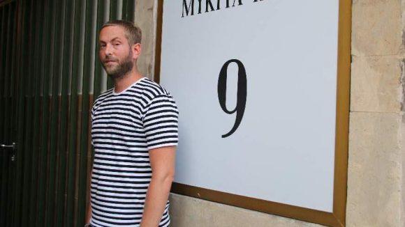 Chef und Gründer des erfolgreichen Labels: Moritz Krüger.