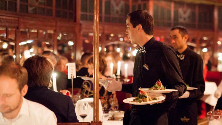 Spitzenküche hoch fünf gibt es Anfang Februar im Palazzo.