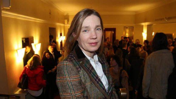 Ebenfalls im Delphi dabei waren Schauspielerin und Filmakademie-Mitglied Beate Jensen ...