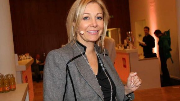 Special Guest: Nadja Swarovski, Vorstandsmitglied der D. Swarovski KG.