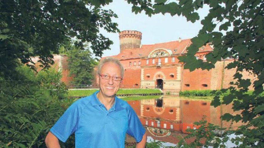 Naturfreund: Unternehmer Andreas Contag besucht gerne die Spandauer Zitadelle.