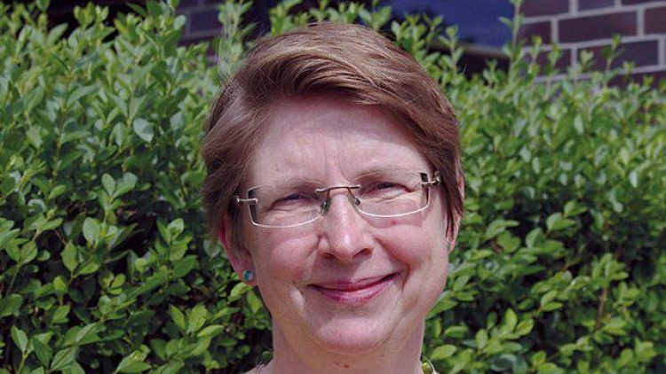Nina Karbe, Sozialpädagogin und Projektleiterin von der Nordberliner Werkgemeinschaft gGmbH