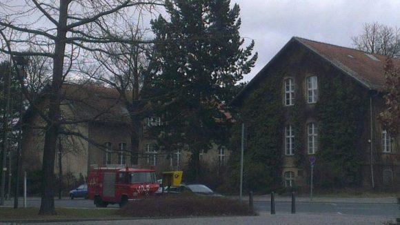 Die Gebäude 238 und 240 am Eichborndamm haben eine dunkle Geschichte.