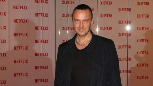 Der in Berlin lebende Schauspieler Hubertus Regout.