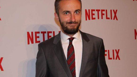 TV-Revoluzzer Jan Böhmermann war auch dabei.