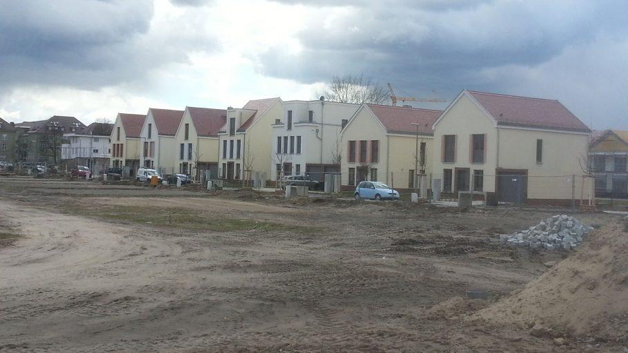 Neue Einfamilienhäuser und Stadtvillen sollen im Süden Lichtenbergs entstehen und das Stadtbild verbessern.