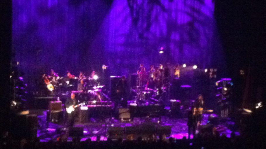 Ein emotionaler Konzertabend: Nick Cave auf der Bühne des Admiralspalastes.