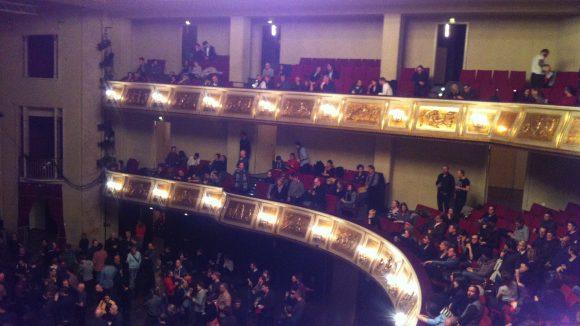 Viele Fans wollten sich das Konzert nicht entgehen lassen.