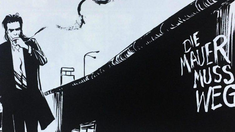 Jahrelang hat Nick Cave in Kreuzberg gewohnt und nichts ausgelassen, was die Szene damals zu bieten hatte.