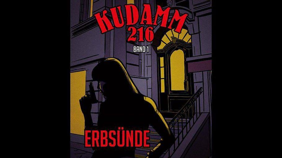 """""""Kudamm 216 - Erbsünde"""" ist Lubitschs dritter als Taschenbuch veröffentlichter Krimi."""